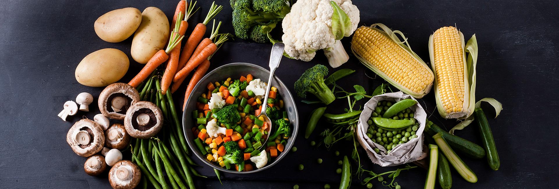 Antioxidants & Wholesale Frozen Vegetables