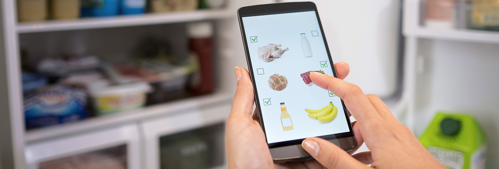 Smart Tech in the Kitchen