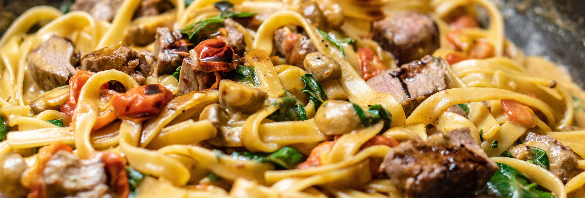 Pasta Perfect – Meat's Perfect Partner