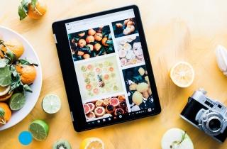 Social Media for Foodies