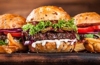 The Boldest Bestest Burgers