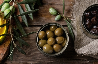 Eat More Olives