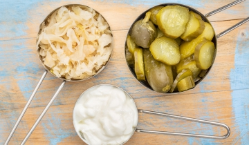 Super Healthy Probiotic Foods