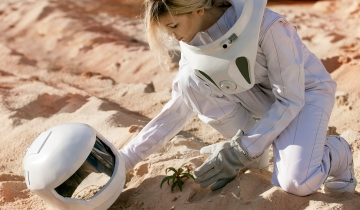 Meals On Mars