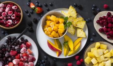 Wholesale Frozen Fruit